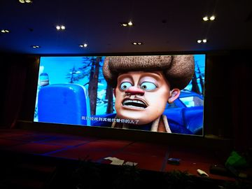 Wide Viewing Angle Led Advertising Board , Full Color Outdoor Led Display Screen